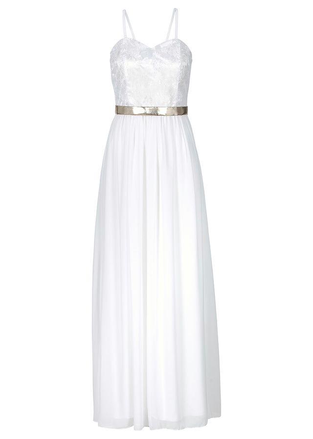 suknie ślubne od bonprix