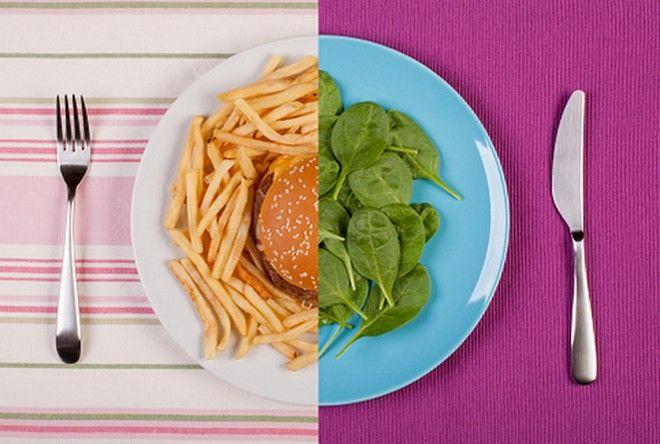 niezdrowa żywność