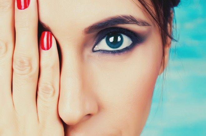 kolor włosów i oczu