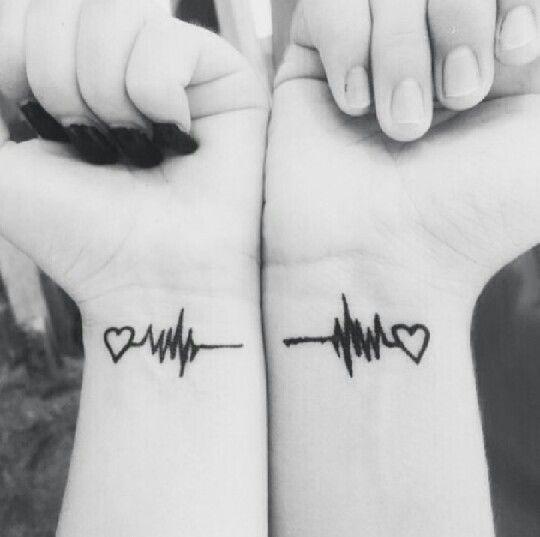 Tatuaże Dla Par Które Wyglądają Lepiej Niż Tradycyjne