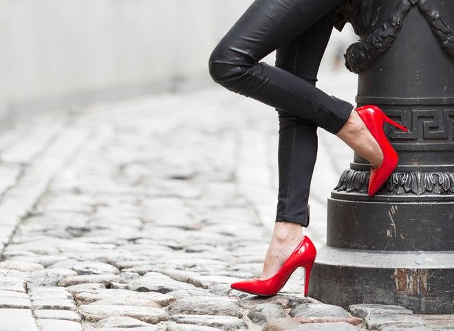 co buty mówią o kobiecie