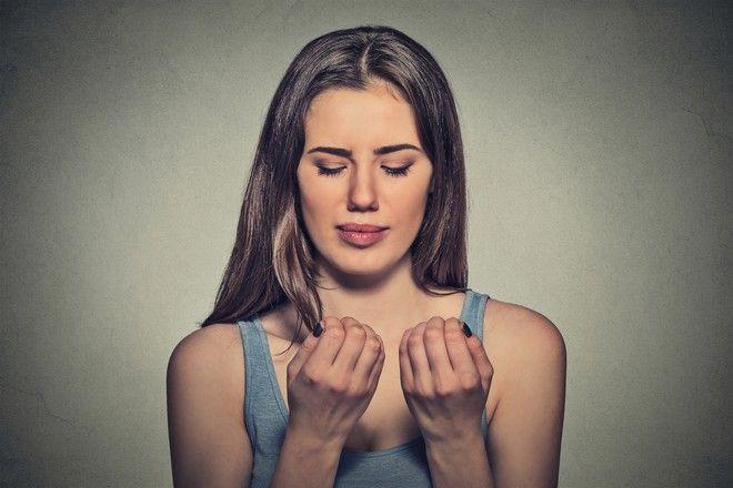 brzydkie dłonie