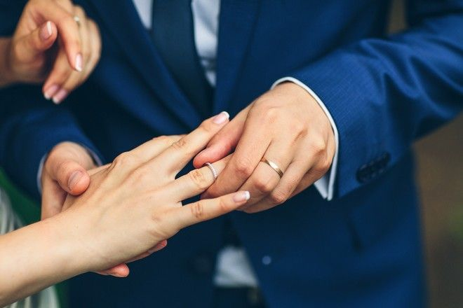 długie zaręczyny