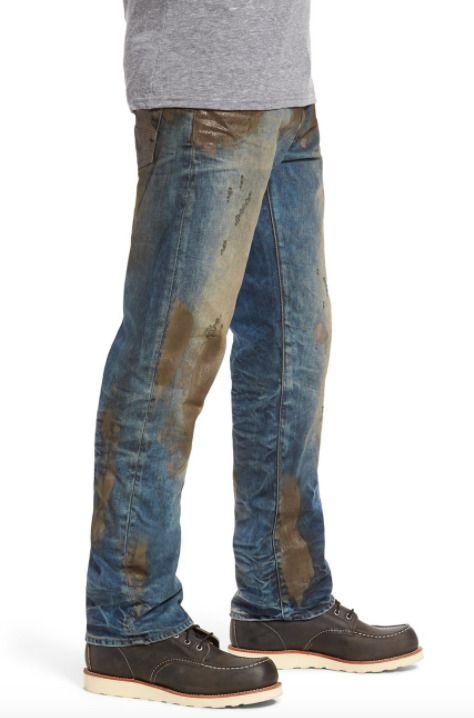 Nordstrom Barracuda Straight Leg Jeans