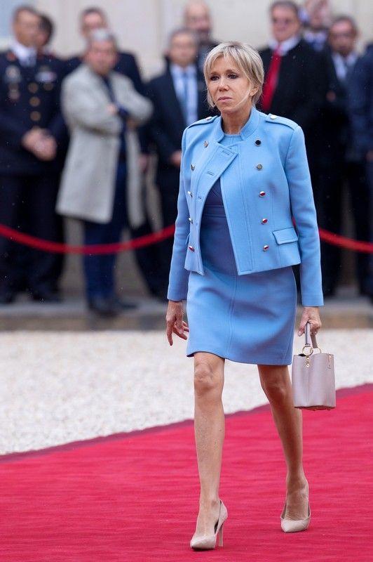 pierwsza dama Francji
