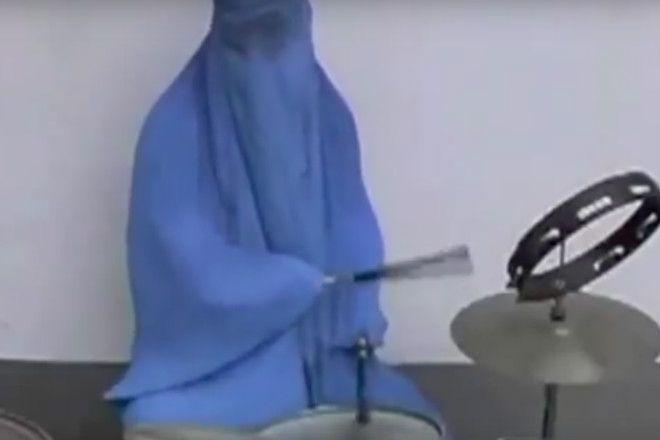 burqa band