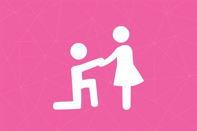 szybkie zaręczyny