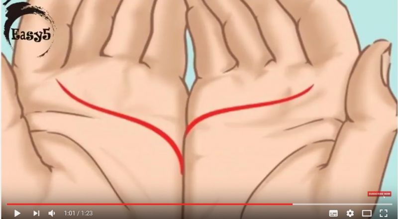 dłonie a miłość