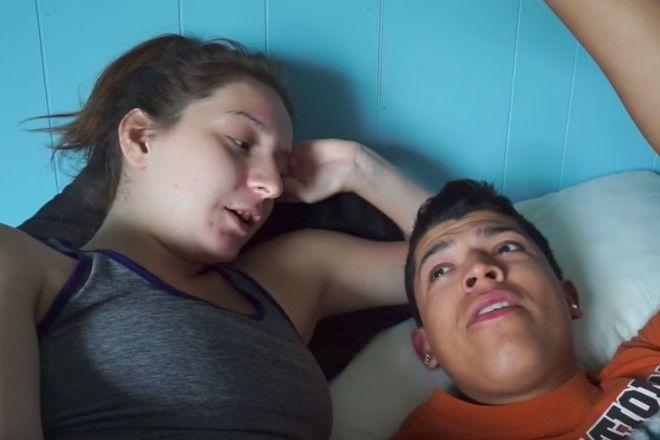Monalisa Perez i Pedro Ruiz