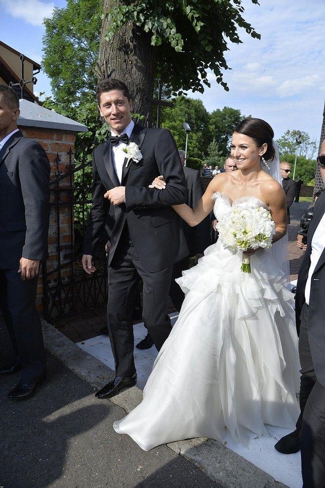 ślub Anny I Roberta Lewandowskich 22 Czerwca 2013 Papilot
