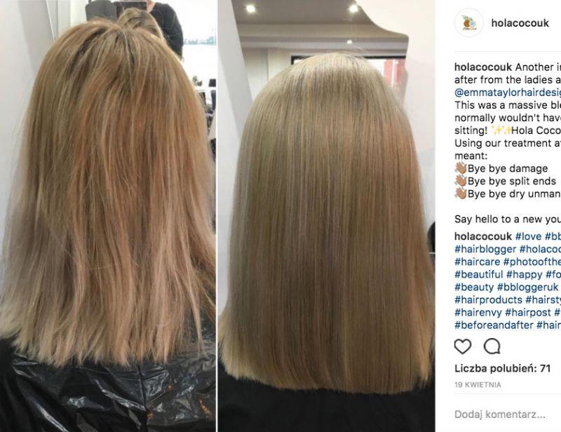 pielęgnacja zniszczonych włosów