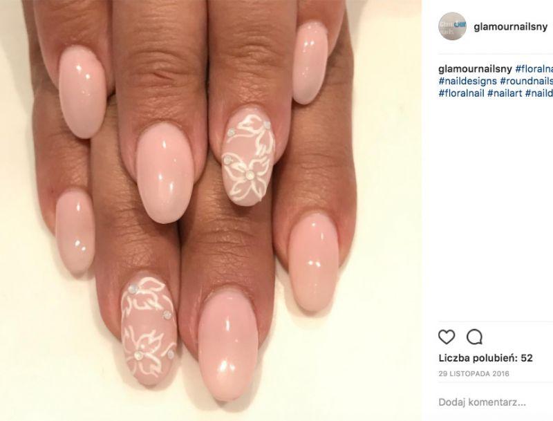 nieudany manicure