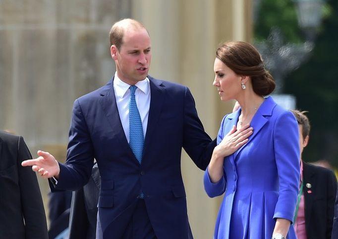 trzecie dziecko Kate i Williama