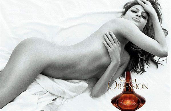 CK Secret Obsession with Eva Mendes (2008)