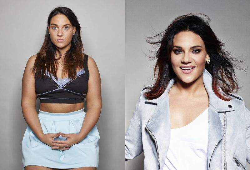 Supermodelka Plus Size