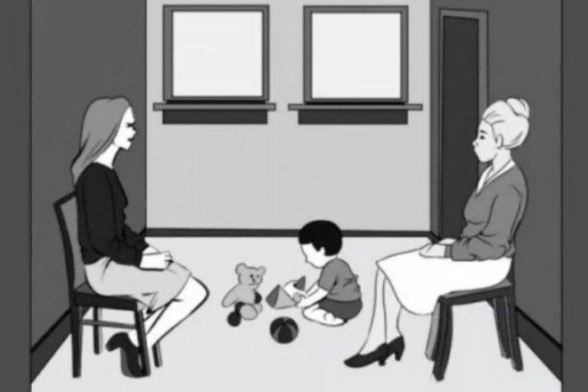 zagadka kto jest matką