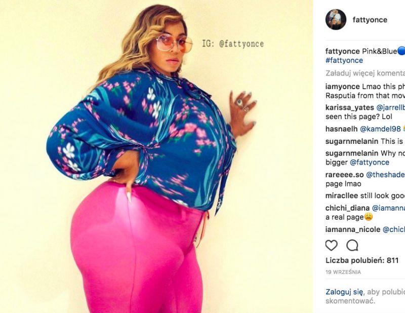 Fatty Yonce
