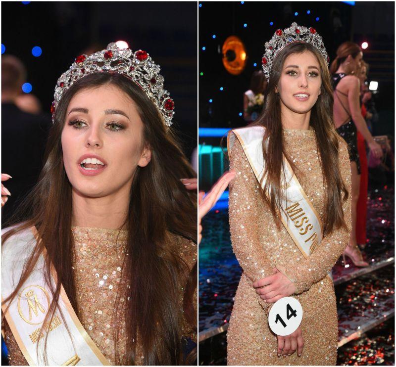 Paulina Maziarz – Miss Polski 2016