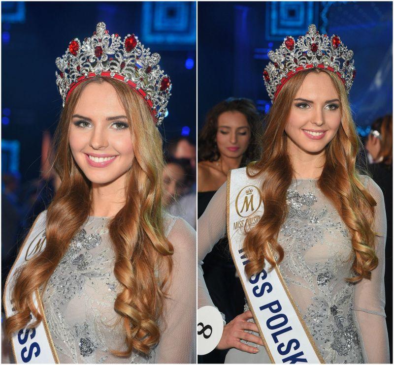 Magdalena Bieńkowska – Miss Polski 2015
