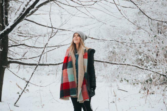 czego nie nosić zimą