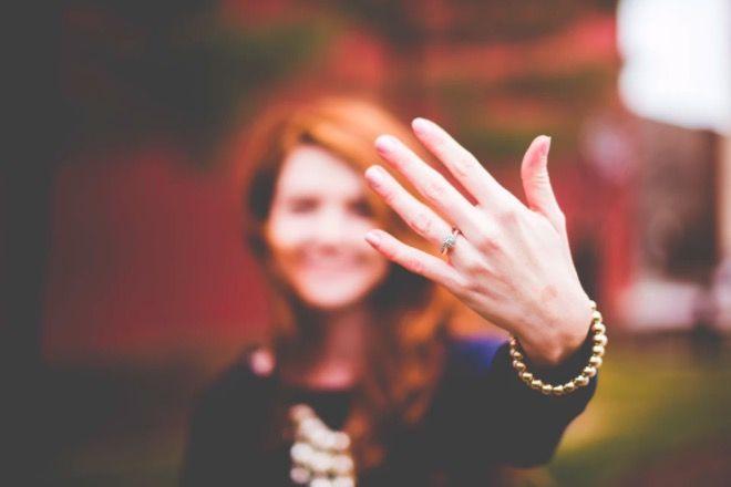 pierścionek zaręczynowy z aliexpress