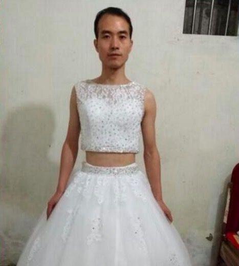 ubrania z internetu