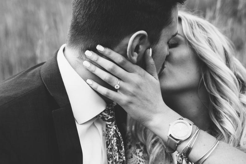 rodzaje pocałunków