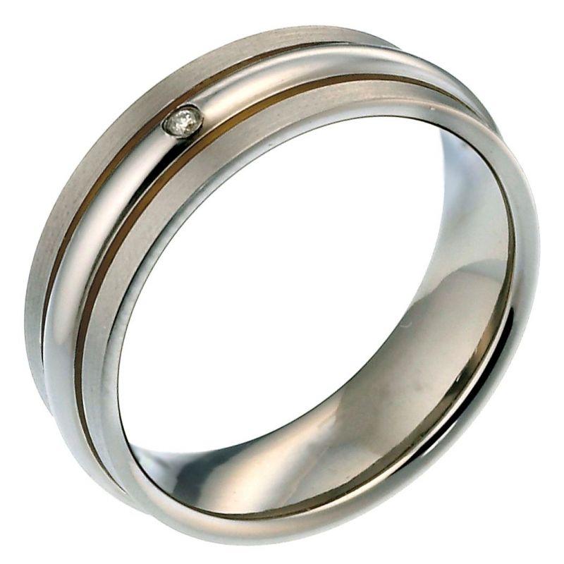 Pierścionki zaręczynowe męskie