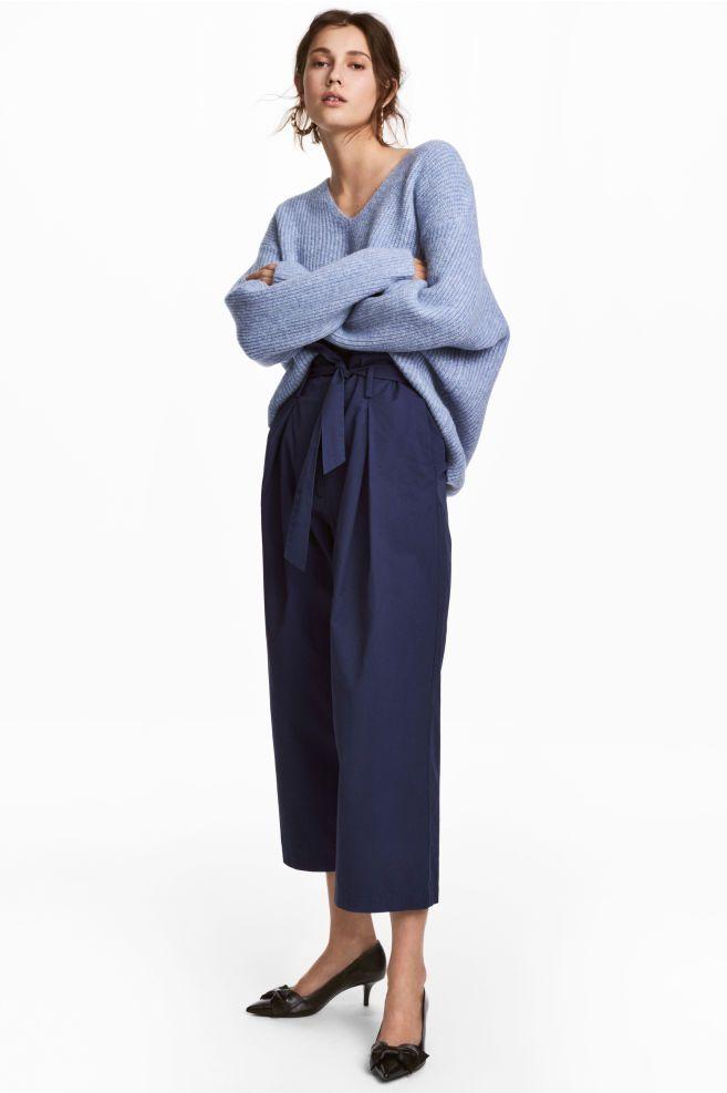 Szerokie spodnie, 139,90 zł