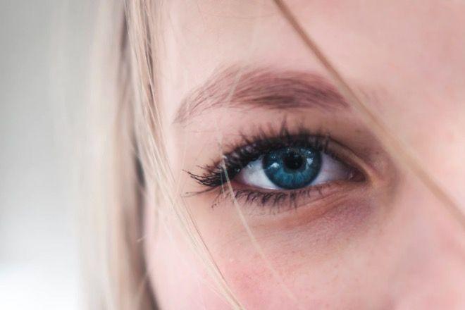 najpiękniejszy kolor oczu