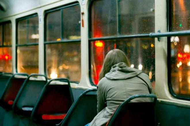 Podrywanie w komunikacji miejskiej