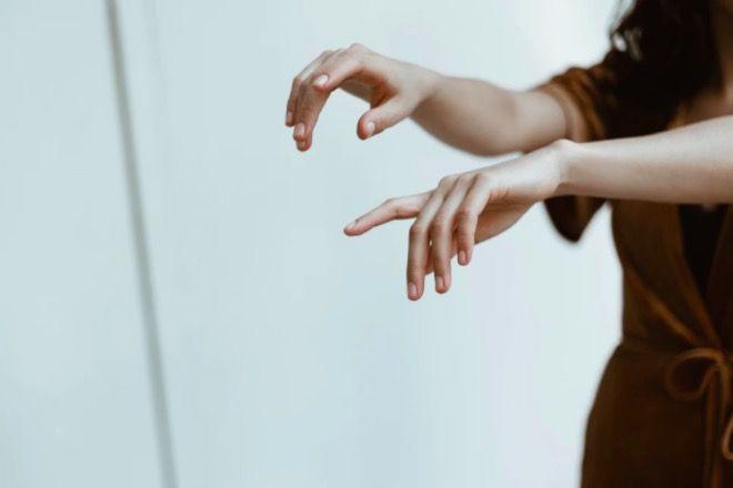 brzydkie paznokcie