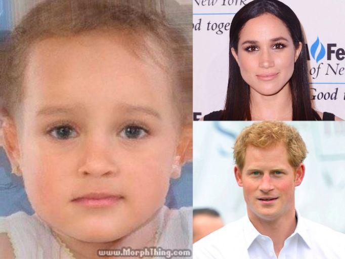 dziecko Harry`ego i Meghan