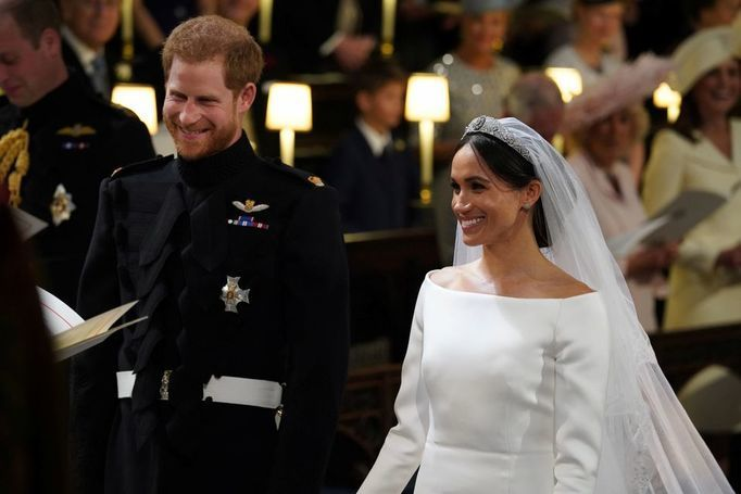 Harry i Meghan