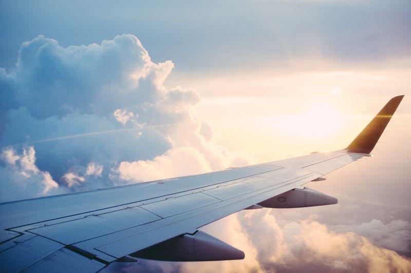 podróż samolotem z niemowlęciem