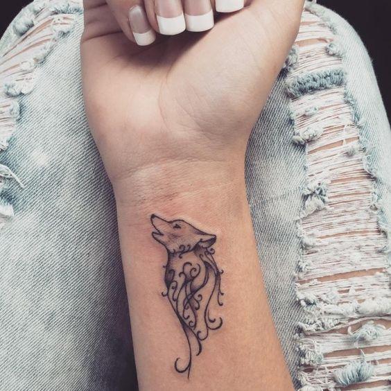 Tatuaże Damskie Znaczenie I Symbolika Wybranych Wzorów