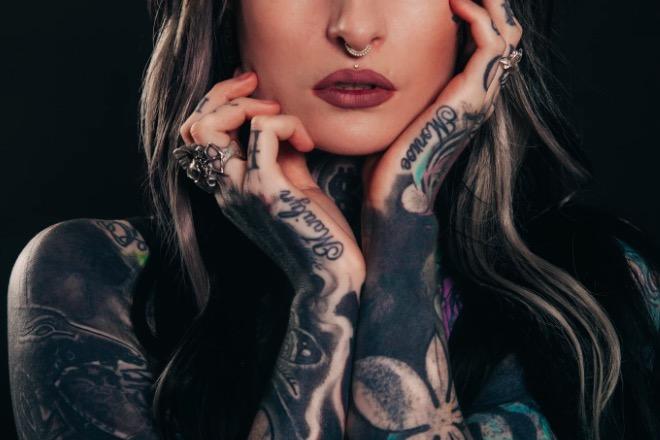 Tatuaż A Problemy Psychiczne Papilot