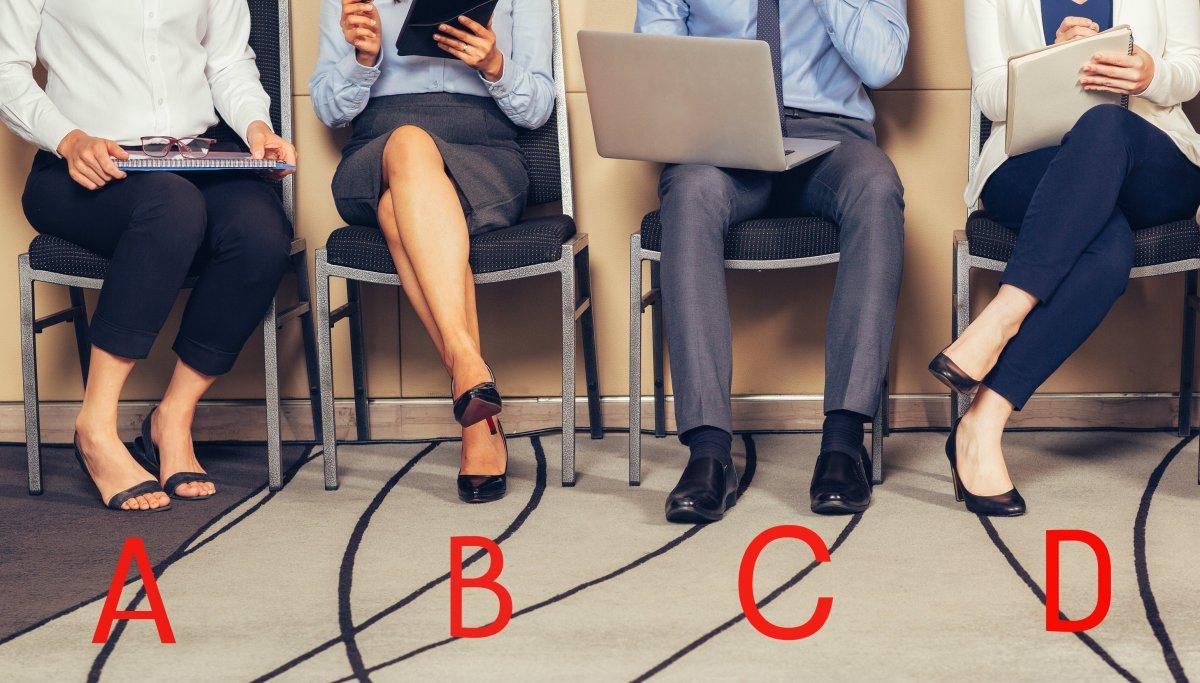 Co pozycja siedzenia mówi o Twojej osobowości | Papilot
