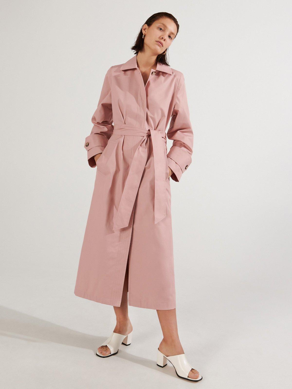 płaszcz na wiosnę
