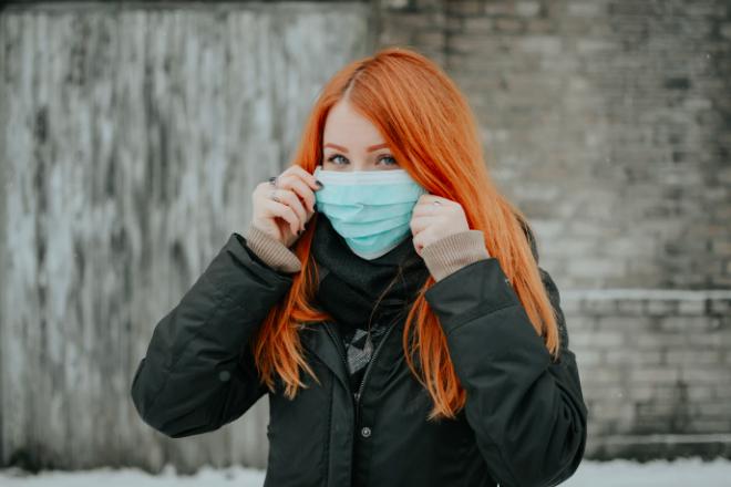 maseczka ochronna koronawirus
