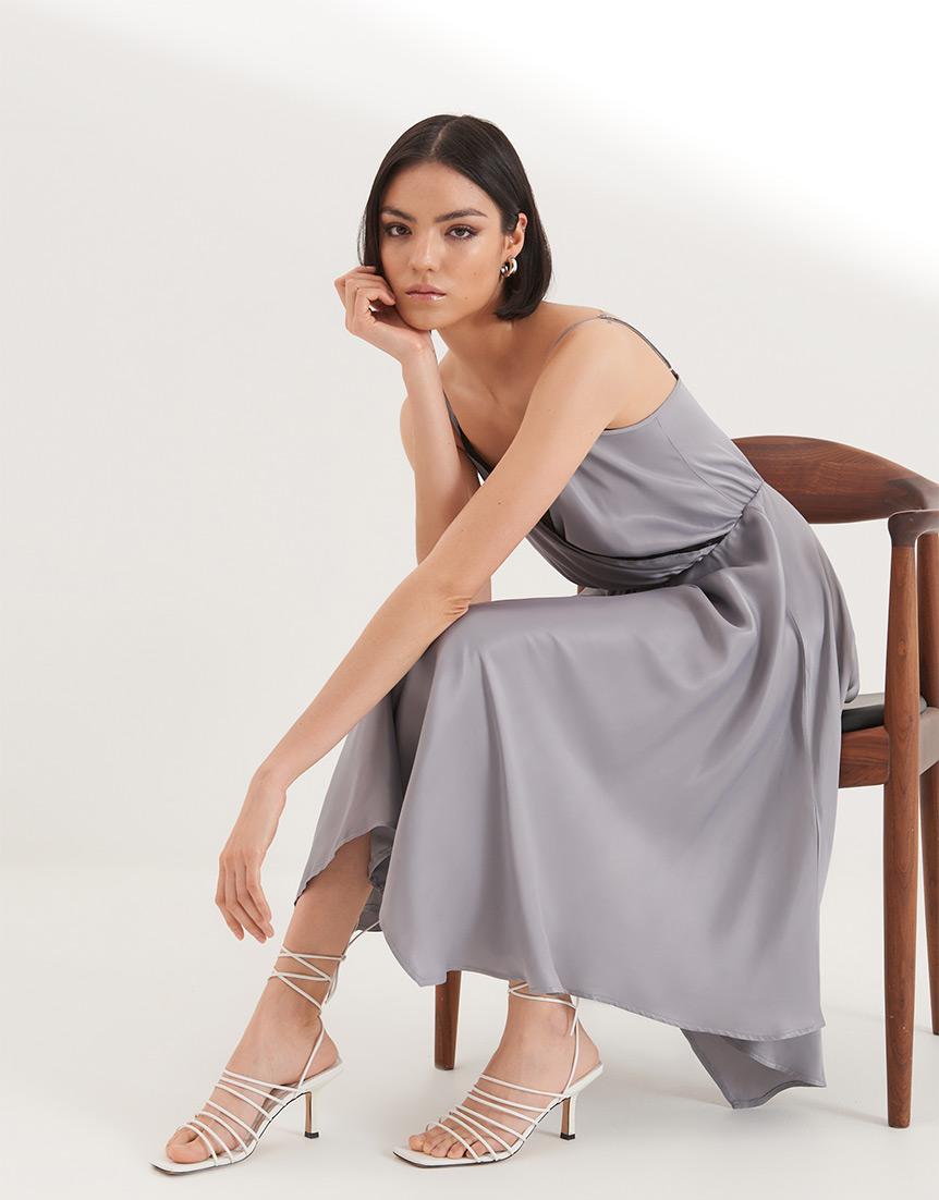 kopertowa sukienka
