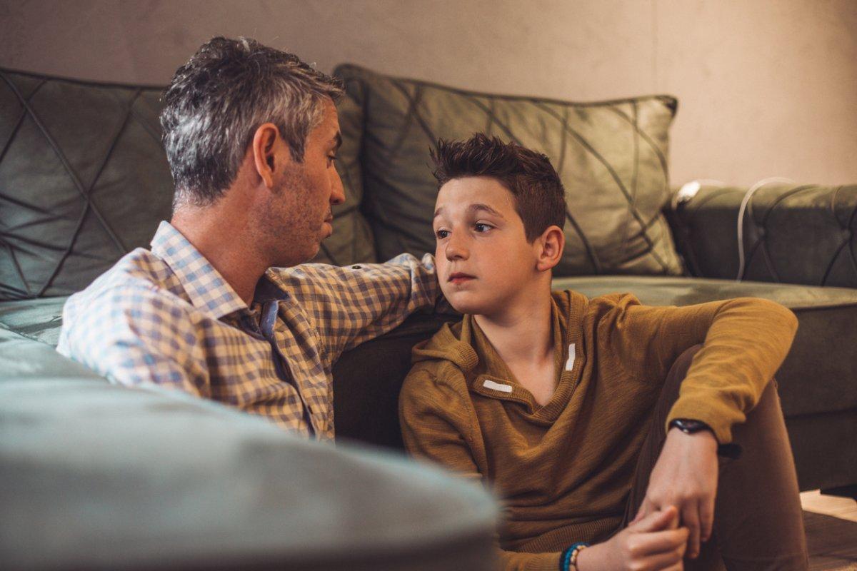 Jak zachowuje się chłopiec wychowywany bez ojca?