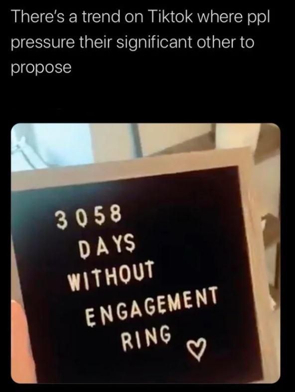 Wymuszone zaręczyny w mediach społecznościowych