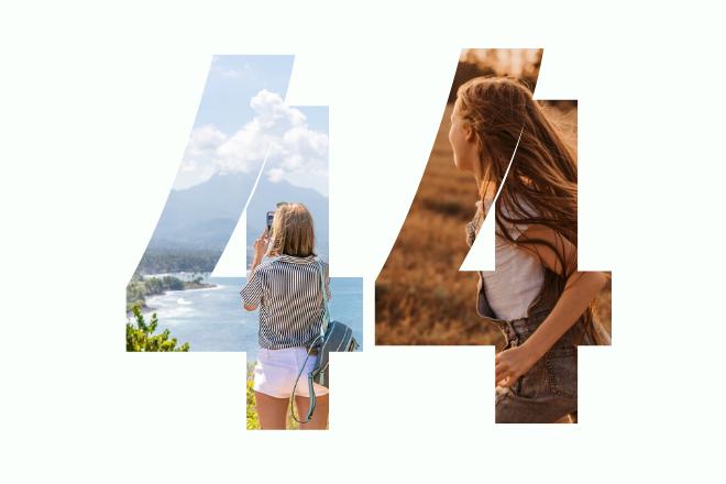 znaczenie liczby 44