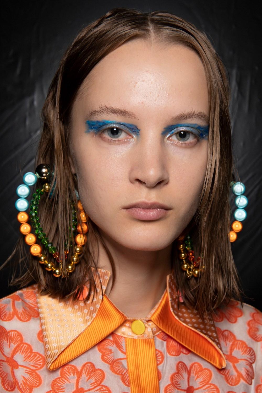 makijaż płótno malarza trendy lato 2020